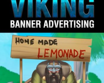 Viking PLR Banner Advertising